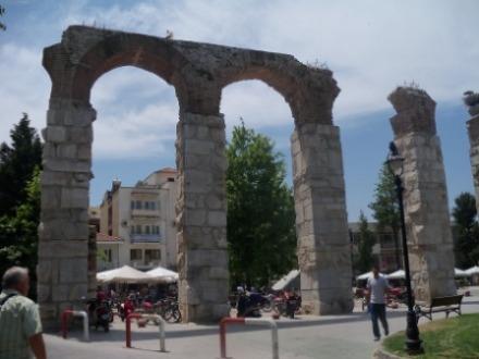 Ephesus Aqueduct